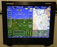 Advanced Flight Systems AF-5400 Experimental Aircraft Electronic Flight Instrument System