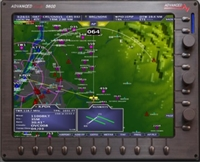 Advanced Flight Systems AF-5600 Experimental Aircraft Electronic Flight Instrument System