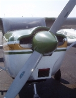 Cessna 175 Power Flow Aircraft Exhaust
