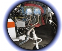 Cessna 177RG Power Flow Aircraft Exhaust