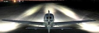 Cirrus BoomBeam with Adapter Plate LoPresti Aircraft Lighting