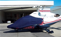 Bell 230 Helicopter Protection Covers, Reflectors and Plugs