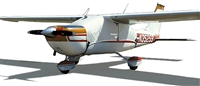 Cessna 177 Cardinal Aircraft Protection Covers, Reflectors and Plugs