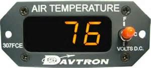 Davtron 307FCE Digital OAT F and C Voltimeter