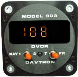 Davtron M903 Digital VOR and Localizer
