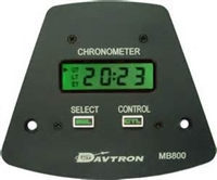 Davtron MB800 Clock with Yoke Mount