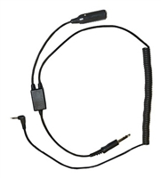 Digital Audio Recording Adapter for GA Headset PA-80S/Digital