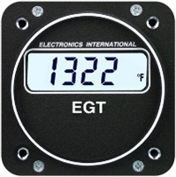 Electronics International E-1 Single Channel EGT