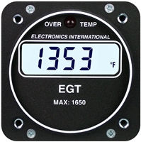 Electronics International E-1P Single Channel EGT