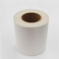 "Clear Coated 8 mil Leading Edge Tape 6"" Tape"