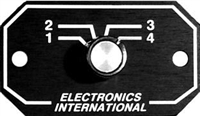 Electronics International RS-4 single or dual temp upgrade