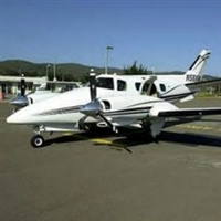 Beechcraft Duke 60, A60, B60 Radome Boot