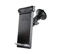 Ram Multi-Pad with Glare Shield Clamp Mount