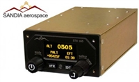 Sandia Aerospace STX 165 Aircraft Transponder