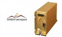 Sandia Aerospace STX 165R Remote Mode C Transponder