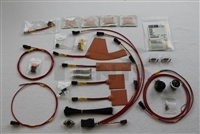 King Air 300/350 Tanis Pratt & Whitney Engine Preheat Kit 115V