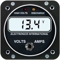 Electronics International VA-1A volts and amps
