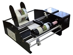 "Bottle-Matic II 10"" Semi-Automatic Bottle Labeler - Two Label"