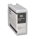 Epson SJIC35P(K) Black replacement ink cartridge