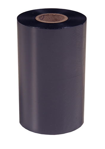 Weber Dark Blue Performance Wax Thermal Transfer Label