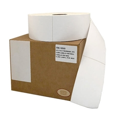 "4.5"" x 8"" Direct Thermal Labels"