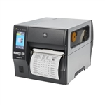 Zebra ZT421 Bar Code Label Printer 300 dpi Peeler & Rewinder