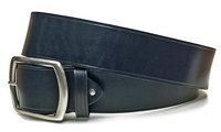"1.75"" Leather Belt - Black"
