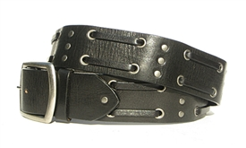 Double Weave Belt-Special Edition-Black