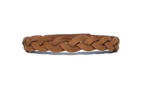 braided leather bracelet instructions