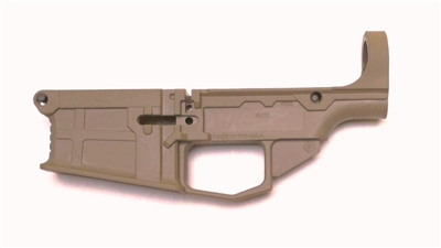 .308 80% Polymer Lower Receiver, AR 10