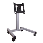 Height Adjustable Monitor Cart
