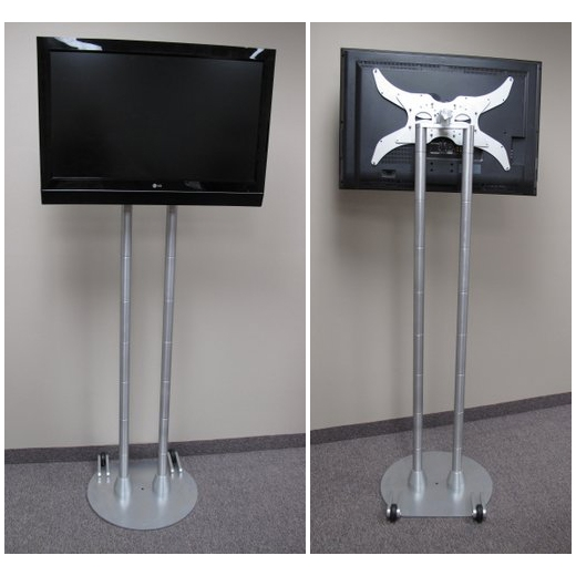 Charming TV Floor Stand ...