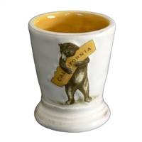 I Love You California Shot Glass by SF Mercantile