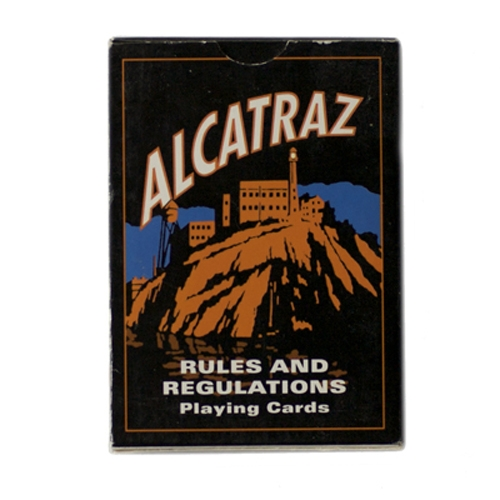 an overview of the alcatraz prison rules and regulations Maximum-security prison, alcatraz was where america housed its most notorious prisoners from the mid 1930s to the early 1960s among these  rules & regulations .