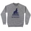 San Francisco Seal Culk  Grey Adult Sweathshirt