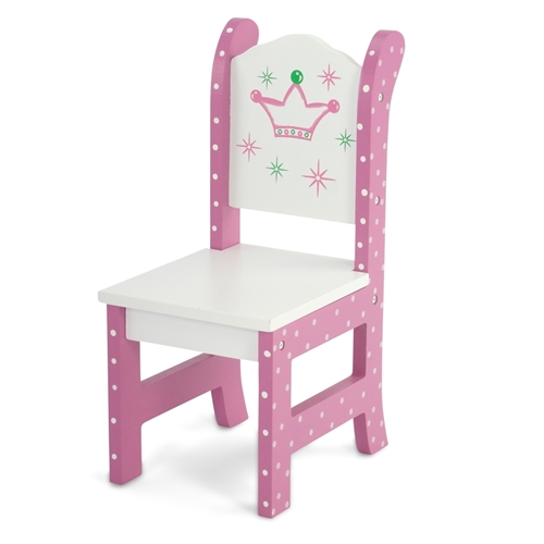18 Inch Doll Furniture   Table And 2 Chairs   Fits American Girl ® Dolls