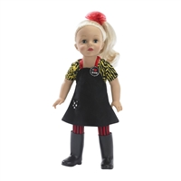 Madame Alexander - A Cut Above Hair Stylist 18-Inch Doll