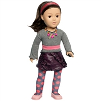 Madame Alexander - Key to My Heart 18-Inch Doll
