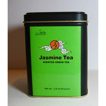 jasmine green tea tins