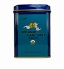 organic earl grey tea tins