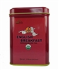 organic english breakfast tea tins