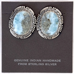 Larimar Earrings 061