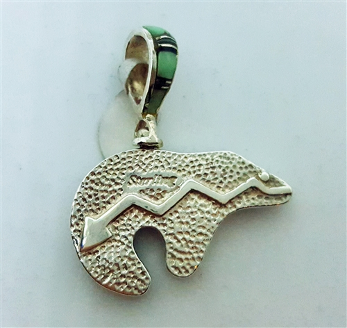 patrick navajo products silver jewelry by sterling inlay turquoise at lincoln pendant