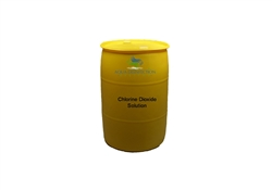 Chlorine Dioxide Solution, 30 Gallon Container