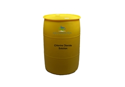 Chlorine Dioxide Solution, 55 Gallon Container