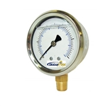 "Pressure Gauge, 2 1/2"", General Purpose"
