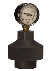 Pressure Gauge with Diaphragm Protector