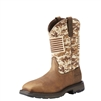 Ariat WorkHog Patriot Steel Toe Work Boot