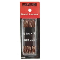 "Wolverine 72"" Boot Laces"