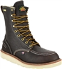 "Thorogood 8"" Steel Toe WP Wedge Sole Work Boot"